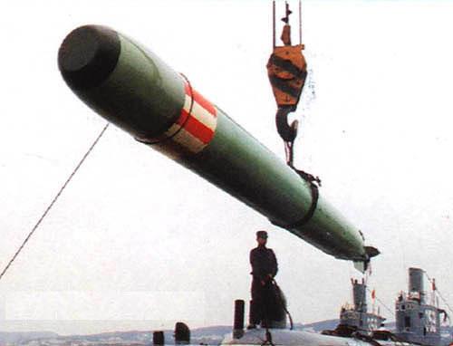 Ngư lôi chống ngầm YU-3 của Trung Quốc