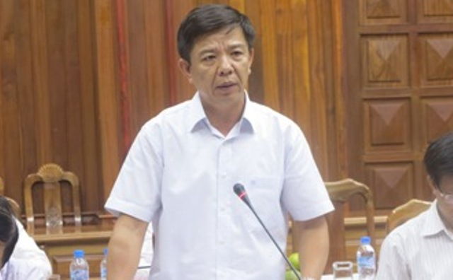 Chủ tịch tỉnh Quảng Bình Nguyễn Hữu Hoài (Ảnh: thanhtra.gov.vn)