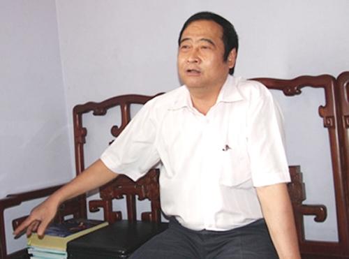 Ông Nguyễn Hữu Khai - Chủ tịch tập đoàn Bảo Long bị cơ quan chức năng bắt tạm giam để phục vụ công tác điều tra.