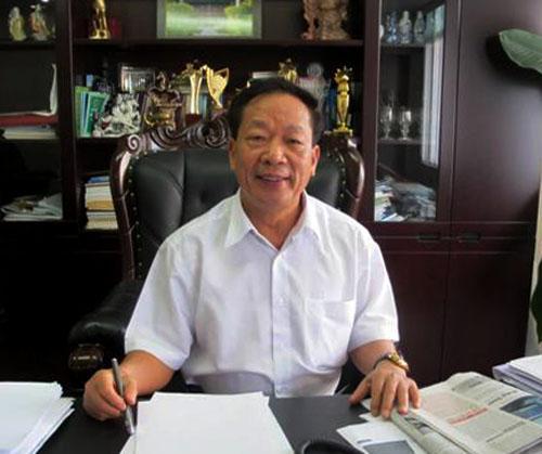 Ông Nguyễn Trường Sơn - Chủ tịch Tập đoàn Bảo Sơn.
