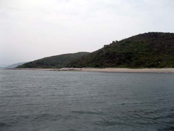 Vũng Chùa, một địa danh tuyệt đẹp.