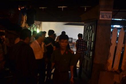 Hiện trường vụ ôm mìn tự sát tại Quảng Ninh