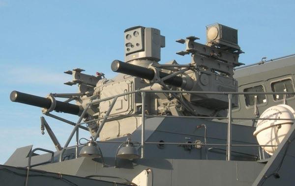 Vị trí của hệ thống phòng không tích hợp tầm thấp Palma trên tàu hộ tống tên lửa Gepard-3.9 hoàn toàn phù hợp để thay thế bằng hệ thống Redut hiện đại và đa năng hơn.