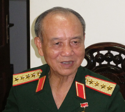 Đại tướng Phạm Văn Trà - Nguyên Bộ trưởng Bộ Quốc phòng Việt Nam (Ảnh: Nguyên Thành)