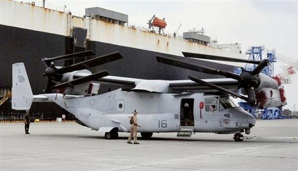 Máy bay Mỹ đang được điều chuyển đến Nhật Bản