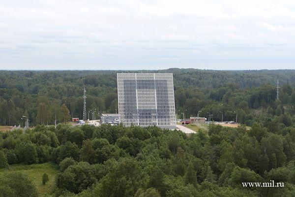 Trạm radar cảnh báo sớm tối tânVoronezh-M của Nga