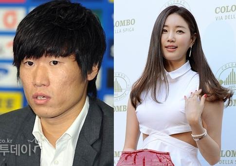 Park Ji Sung bị đồn chuẩn bị kết hôn với Kim Sa Rang