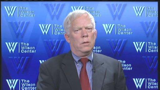 Robert Hathaway, Giám đốc chương trìnhchâu Ácủa Trung tâm Wilson (Mỹ)