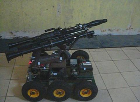Robot chiến trường