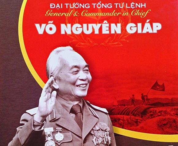 Đại tướng Võ Nguyên Giáp trong mắt bạn bè quốc tế