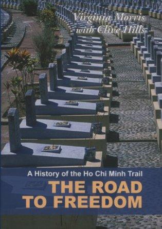 Cuốn sách của nhà văn Virginia Morris về đường mòn Hồ Chí Minh