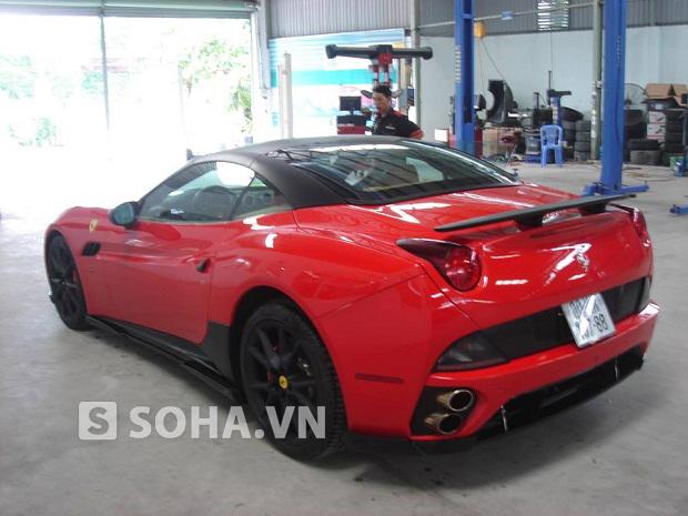 Chồng siêu mẫu Ngọc Thạch khoe siêu xe 600.000 USD