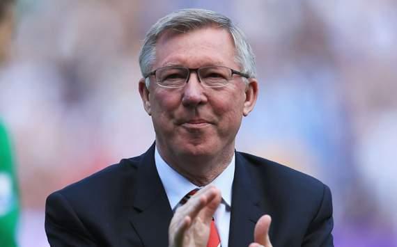 Sir Alex Ferguson đã đưa Man United tới chức vô địch Premier League lần thứ 13
