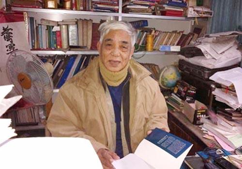 Thiếu tướng – Tiến sĩ – nhà văn Nguyễn Chu Phác