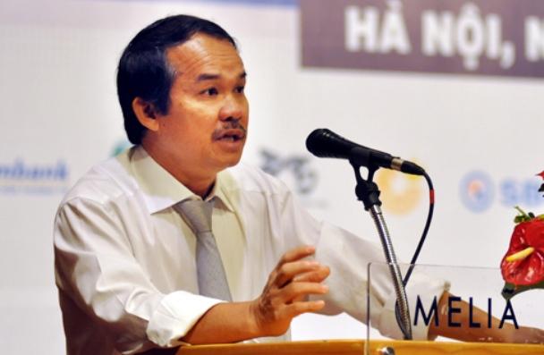 Ông Đoàn Nguyên Đức, Chủ tịch HĐQT Công ty Cổ phần Hoàng Anh Gia Lai.