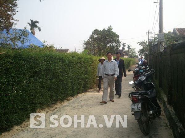 Những hình ảnh bình dị tại nơi sinh thành Đại tướng Võ Nguyên Gi