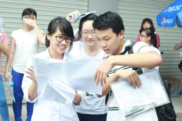 Hơn 200 trường đại học, cao đẳng công bố điểm thi.