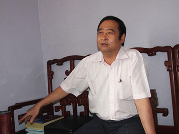 Ông Nguyễn Hữu Khai