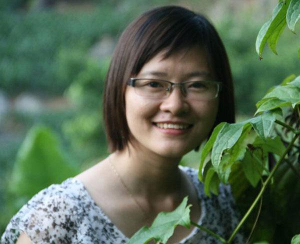 Nhà báo Bùi Lan Phương