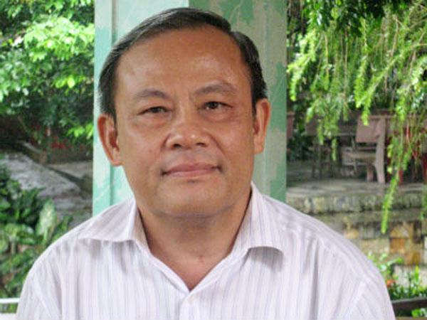 Ông Lê Văn Cuông, Nguyên Phó trưởng đoàn ĐBQH tỉnh Thanh Hoá.