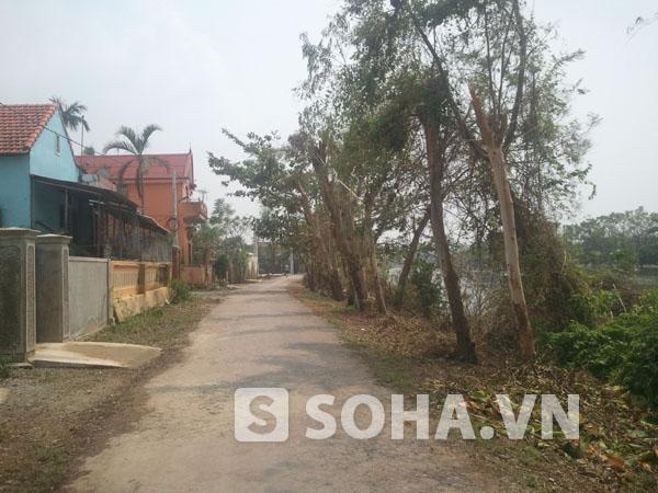 Ngôi làng An Xá thanh bình nơi sinh thành của Đại tướng Võ Nguyên Giáp nằm cách Tp Đồng Hới khoảng gần 50km, cách thị trấn Kiên Giang (H. Lệ Thuỷ) gần 3km theo đường bộ.