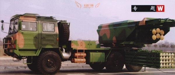 SR5 được trang bị tích hợp cần cẩu để tự nạp đạn tên lửa cho nó sau mỗi lần sử dụng.