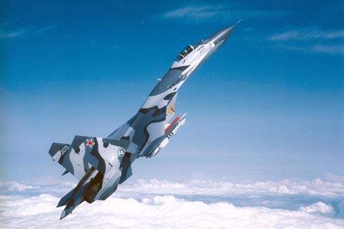 Uy lực chiến đấu cơ Su-27 của Không quân Việt Nam