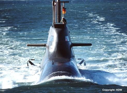 Tàu ngầm lớp 212A