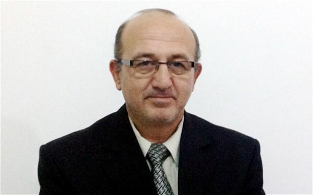 Tướng đào tẩu Zhaer al-Sakat
