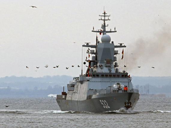 Boiki là con tàu thứ hai thuộc dự án tàu hộ tống 20.380.