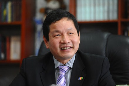Chủ tịch FPT Trương Gia Bình bất ngờ vì được trao thưởng 30 nghìn USD