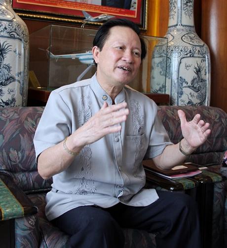 Thượng tướng, VS. Nguyễn Huy Hiệu - Nguyên Thứ trưởng Bộ Quốc phòng Việt Nam (Ảnh: VTC)