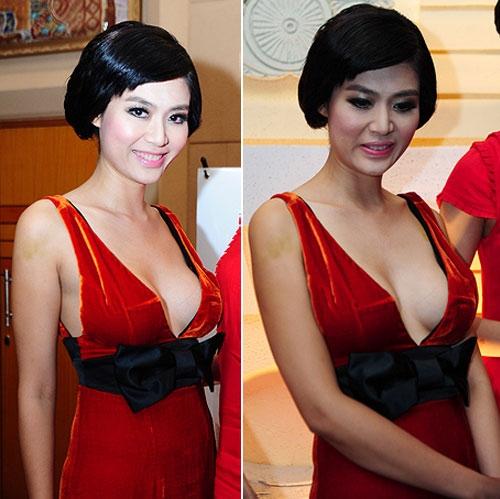 Những bức ảnh làm hỏng danh tiếng sao Việt