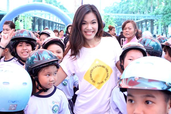 Chương trìnhđược tổ chức tại Công viênĐầm Sen vào chủ nhật vừa qua.