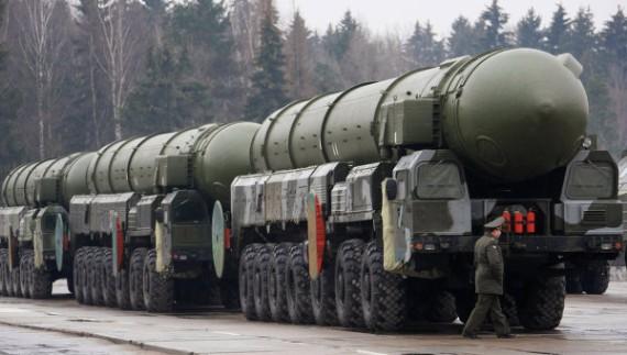 Tên lửa Topol-M.