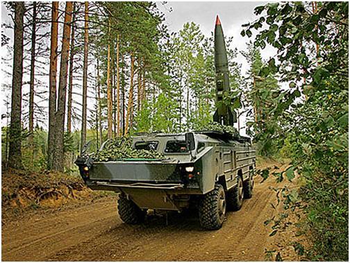 Tổ hợp tên lửa tầm ngắn Tochka-U