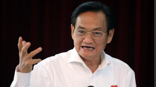 TS. Trần Du Lịch - Phó Trưởng đoàn Đại biểu Quốc hội TP. Hồ Chí Minh (Ảnh: tuoitre.vn)