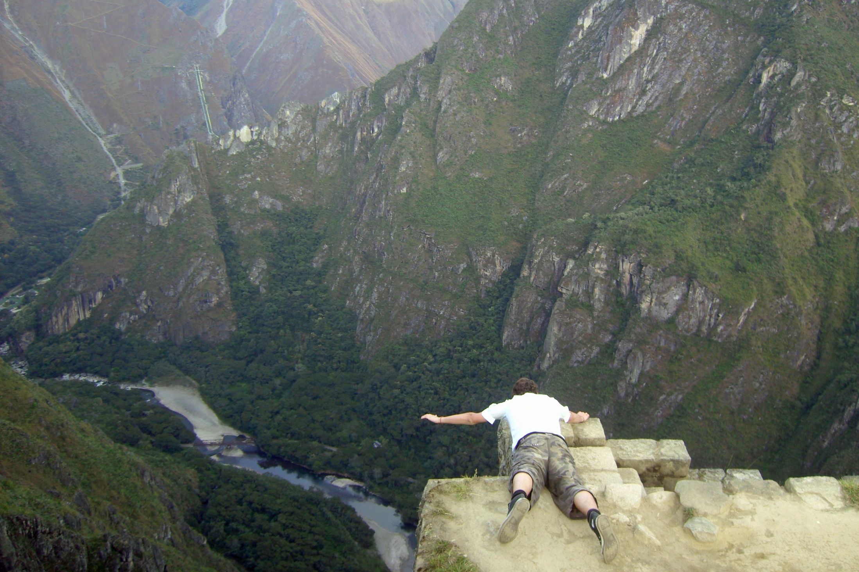 James tại Peru