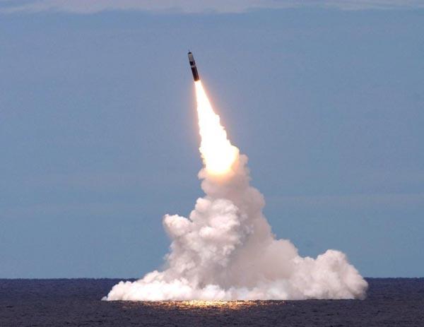 Tên lửa đạn đạo phóng từ tàu ngầm Trident-II vẫn là trụ cột cho năng lực răn đe hạt nhân trên biển của Mỹ.