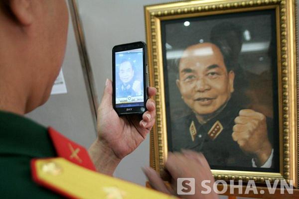 Triển lãm Võ Nguyên Giáp – Đại tướng Tổng Tư lệnh