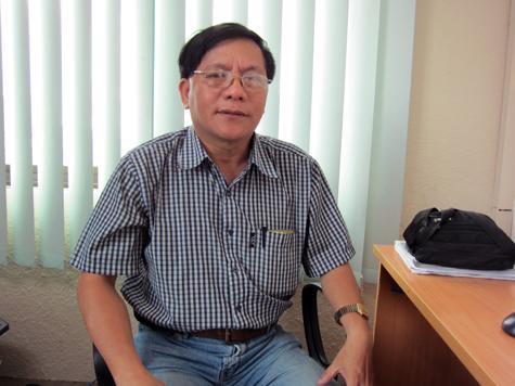 PGS, TS. Trịnh Hoà Bình - Giám đốc Trung tâm Điều tra Dư luận xã hội (Viện Xã hội học)