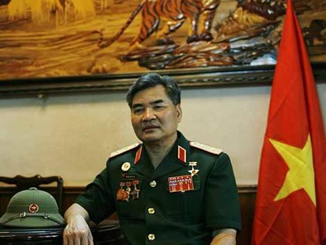Trung tướng Phạm Xuân Thệ