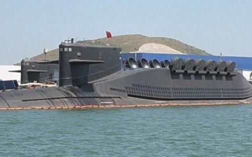 Tàu ngầm Type 094 Trung Quốc