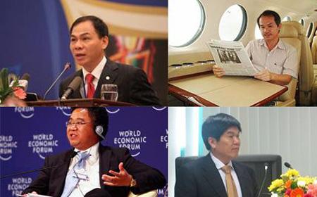 Top 10 tỷ phú Việt: Người thăng hạng, kẻ bật bãi