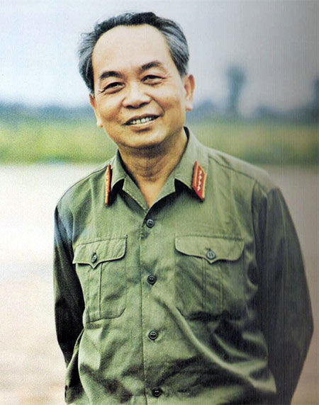 Đại tướng Võ Nguyên Giáp đã từng được nhiều lần đề nghị phong hàm Nguyên soái.