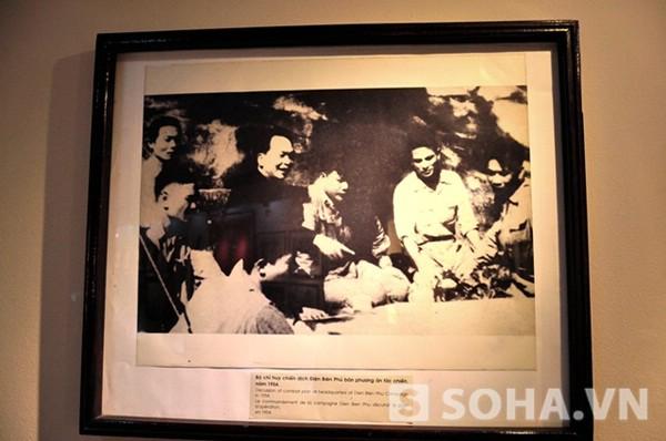 Bộ chỉ huy chiến dịch Điện Biên Phủ bàn phương án tác chiến năm 1954