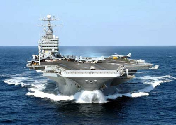 Tàu sân bay USS George Washington
