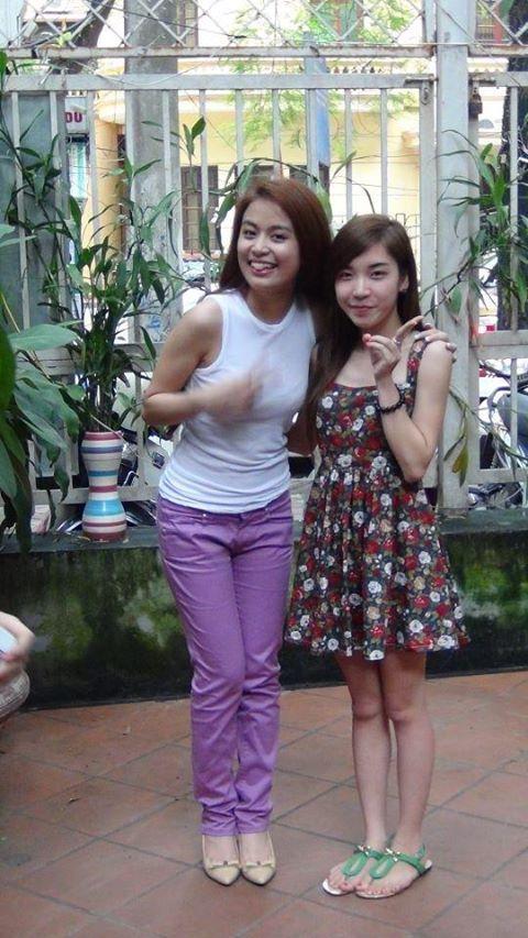 Hoàng Thùy Linh và fan ruột có nick name JoLin Thik CoCa.