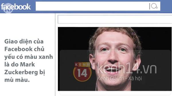 10 sự thật gây bất ngờ xoay quanh Facebook 1