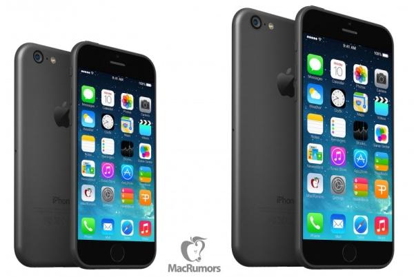 iPhone 6 4.7 inch ra mắt vào mùa thu, iPhone Air 5.5 inch chờ năm sau
